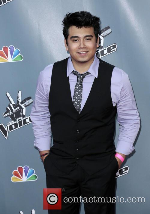 Singer Julio Castillo 1