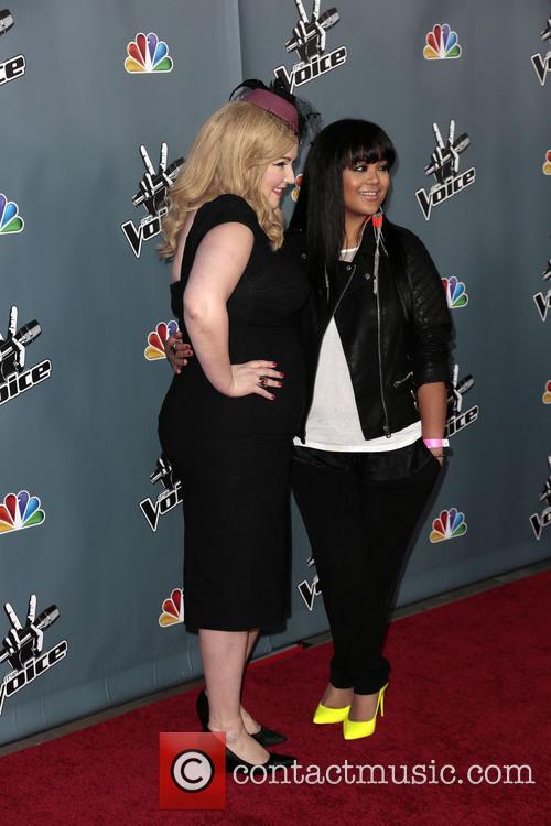 Singer Katrina Parker and Cheesa Laureta 3