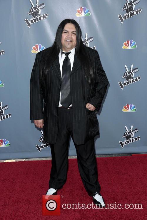 Singer Rudy Parris 2
