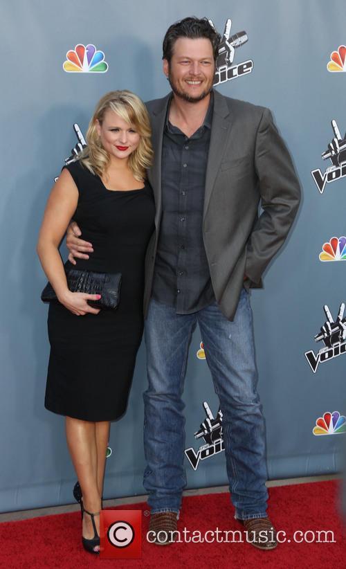 Miranda Lambert and Blake Shelton 5