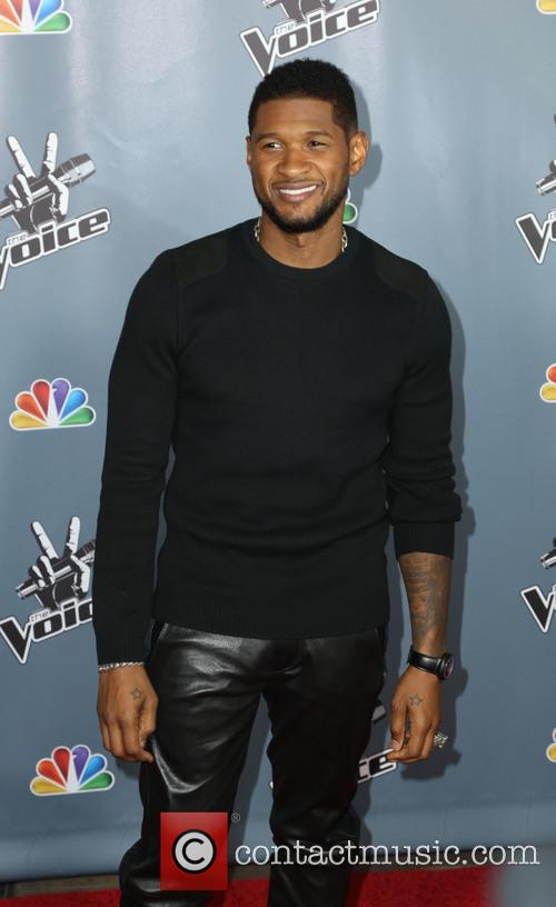 usher screening of nbcs the voice season 3567905