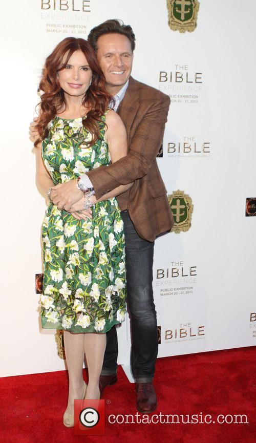 Roma Downey and Mark Burnett 1