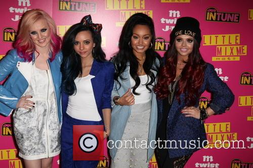 Perrie, Jade, Carly Rose, Jesy, Leigh-anne and Little Mix 10