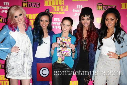 Perrie, Jade, Carly Rose, Jesy, Leigh-Anne and Little Mix 12