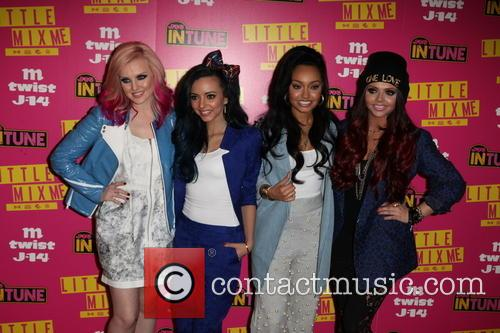 Perrie, Jade, Carly Rose, Jesy, Leigh-Anne and Little Mix 13