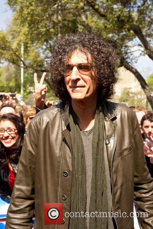 howard stern americas got talent arrivals held 3566203