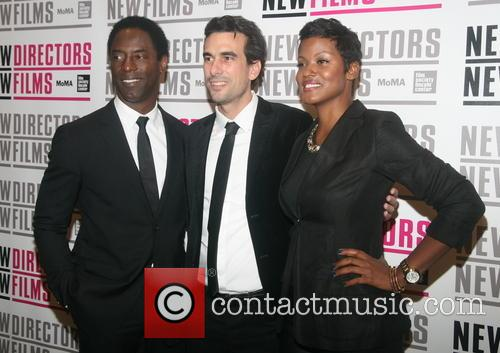 Isaiah Washington, Alexandre Moors and Cassandra Freeman 3