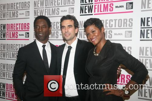 Isaiah Washington, Alexandre Moors and Cassandra Freeman 6