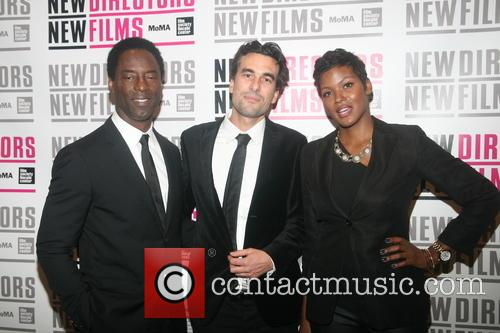 Isaiah Washington, Alexandre Moors and Cassandra Freeman 7