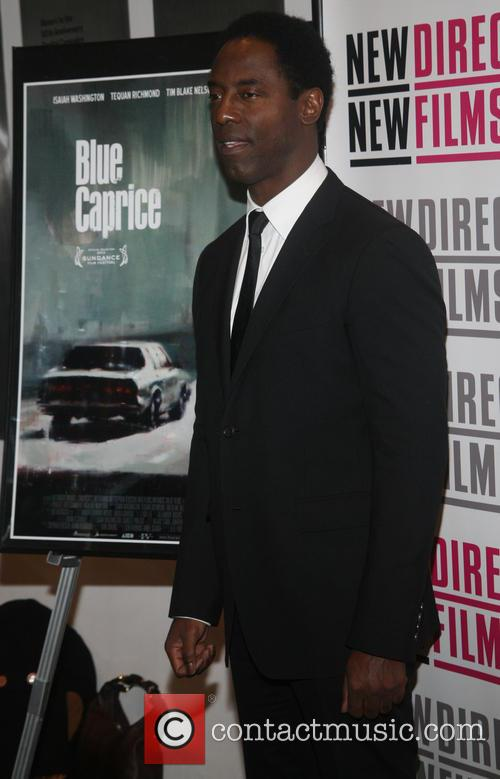Isaiah Washington 4