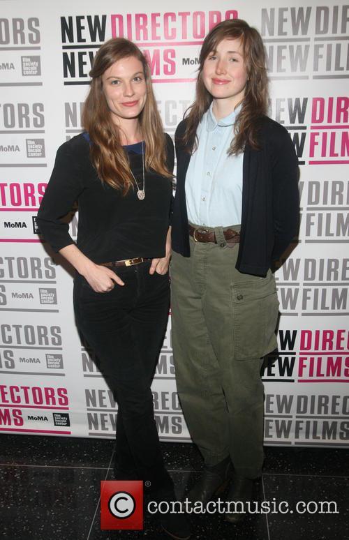 Lindsay Burdge and Kate Oshield 2