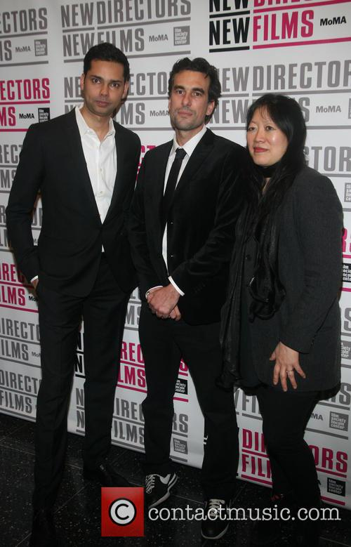 Rajendra Roy, Alexandre Moors and Rose Kuo 3