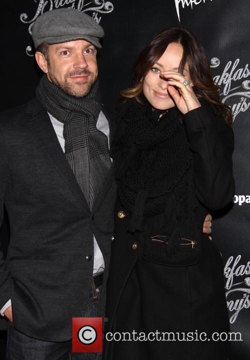 Jason Sudeikis and Olivia Wilde 3