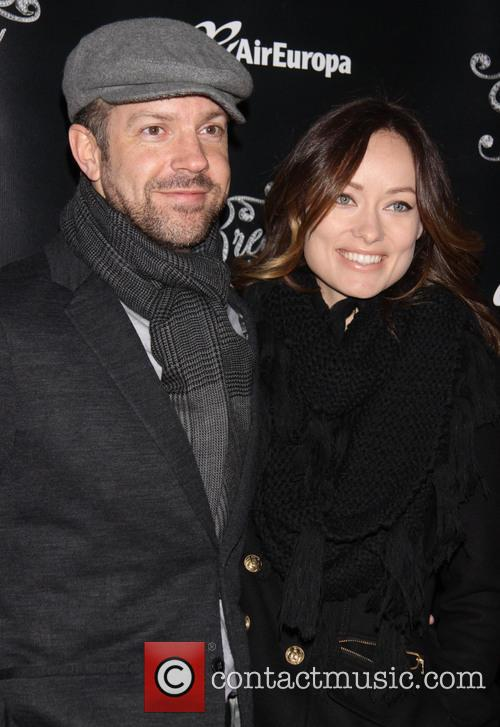 Jason Sudeikis and Olivia Wilde 4
