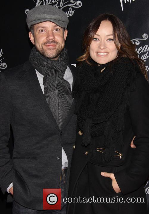 Jason Sudeikis and Olivia Wilde 5