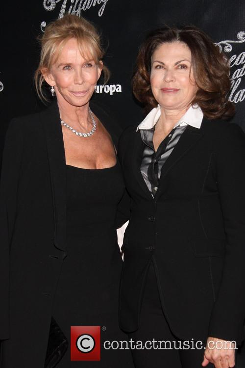 Trudie Styler and Colleen Atwood 1