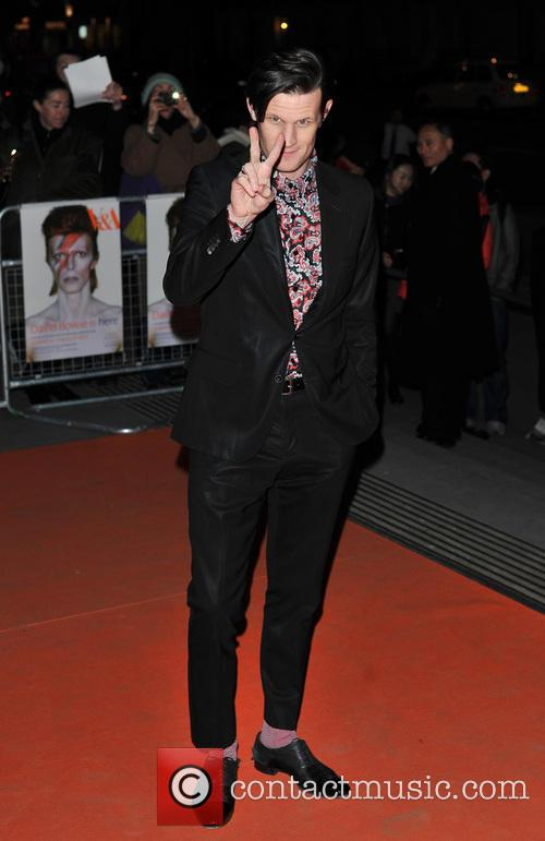 matt smith david bowie exhibition gala night 3566001