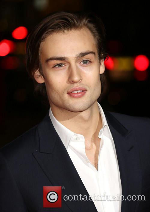 douglas booth david bowie is private view 3566158