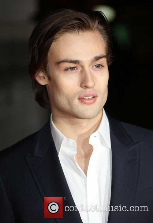 douglas booth david bowie is private view 3566160
