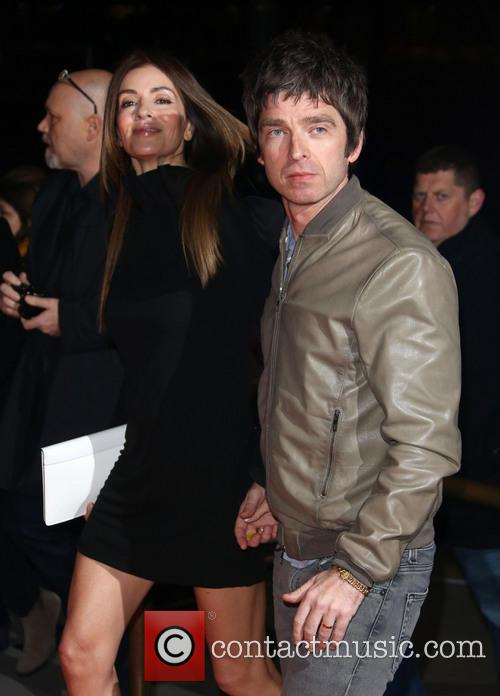 Noel Gallagher and Sarah Mcdonald 6