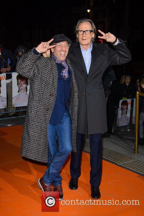 David Bowie, Bill Knighy