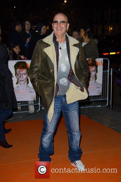 David Bowie and Fred Fairbrass 2