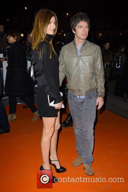 Noel Gallagher and Sara Mcdonald 9