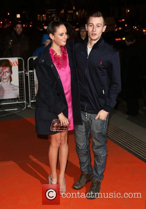 Kaya Scodelario and Boyfriend