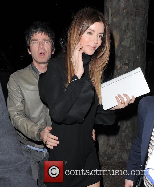 Sara Macdonald and Noel Gallagher 2