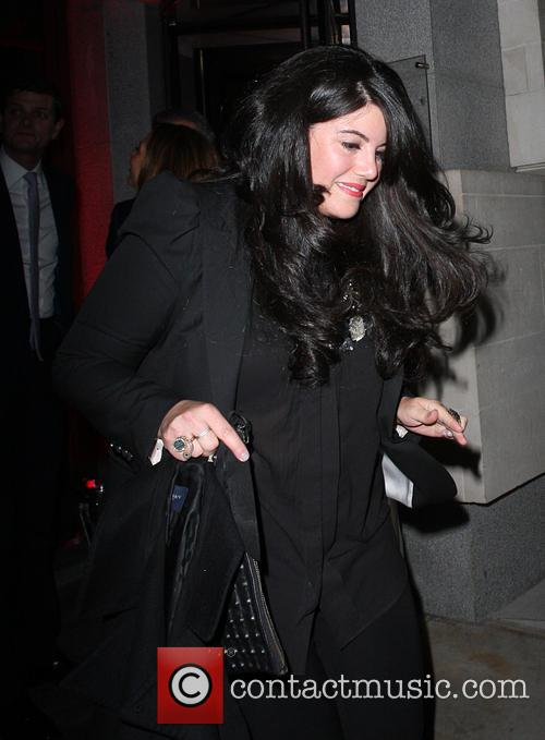 monica lewinsky celebrities at downtown mayfair 3564688