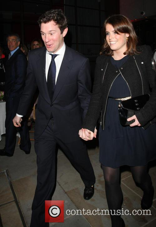 Princess Eugenie, Jack Brooksbank