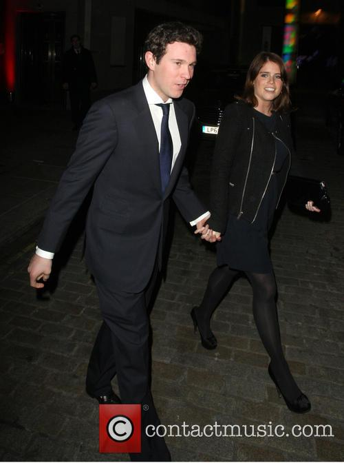 Princess Eugenie and Jack Brooksbank 1