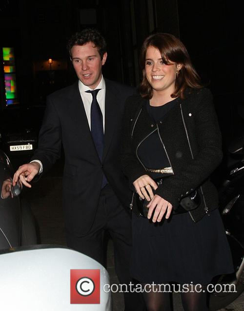 Princess Eugenie and Jack Brooksbank 5