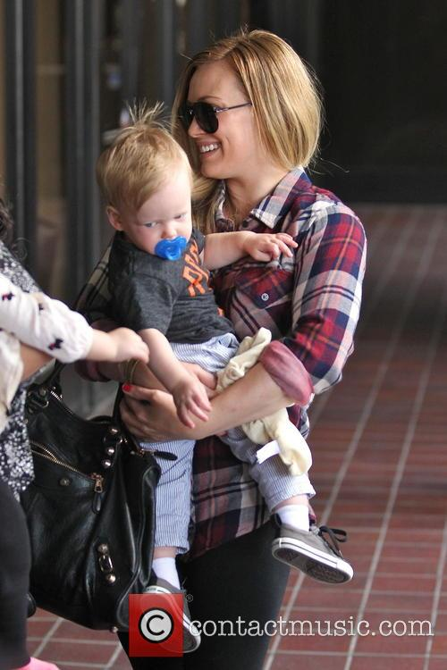 Hilary Duff, Luca and Sherman Oaks 7