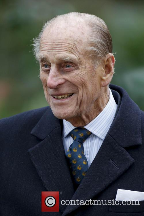 The Duke Of Edinburgh and Prince Philip 1