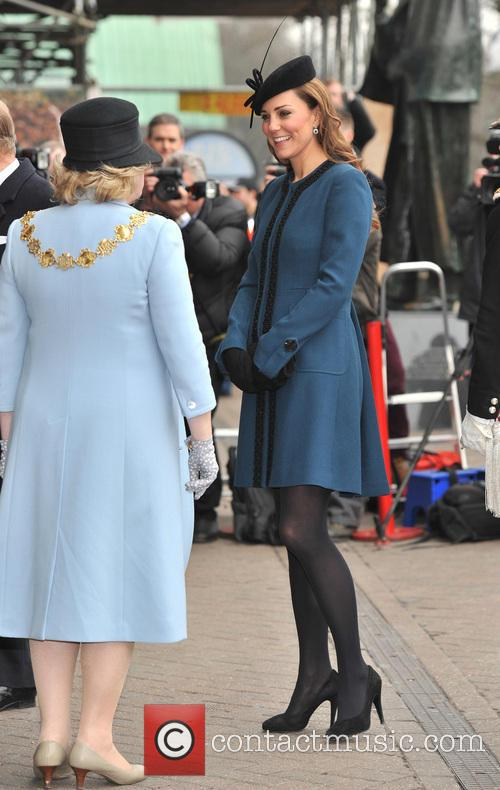 Catherine, Duchess of Cambridge and Kate Middleton 13