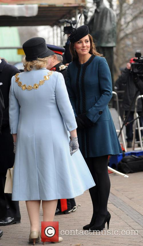Kate Middleton, Catherine and Duchess Of Cambridge 8