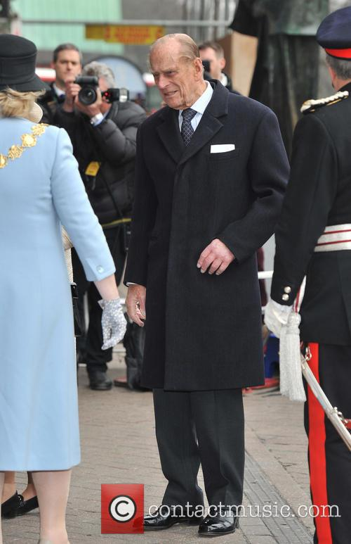 Prince Philip and The Duke Of Edinburgh 2