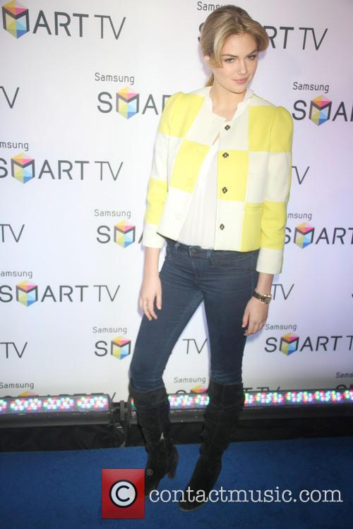 kate upton samsung spring launch event takes 3566108