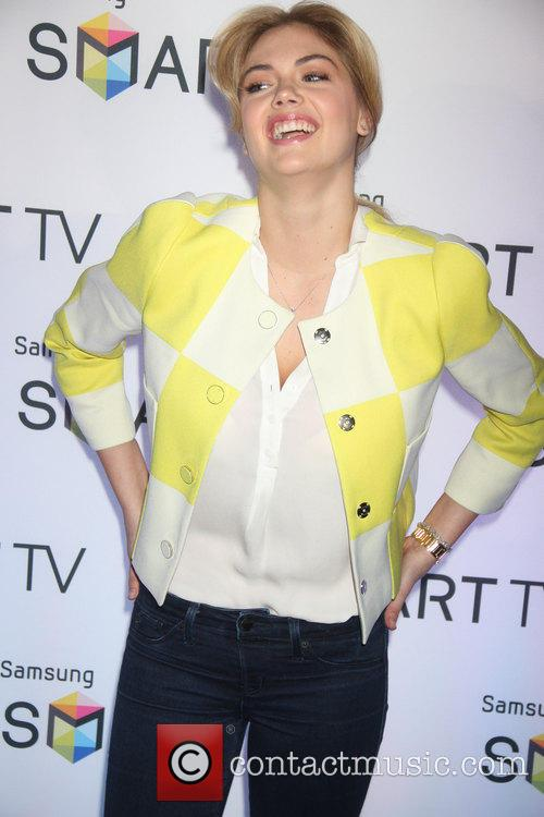 kate upton samsung spring launch event takes 3566117