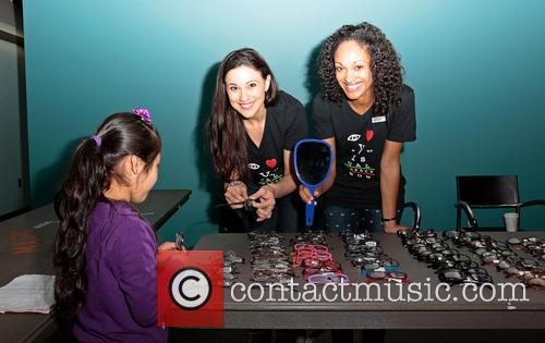 Spartacus, Jenna Lind and Cynthia Addai-robinson 6