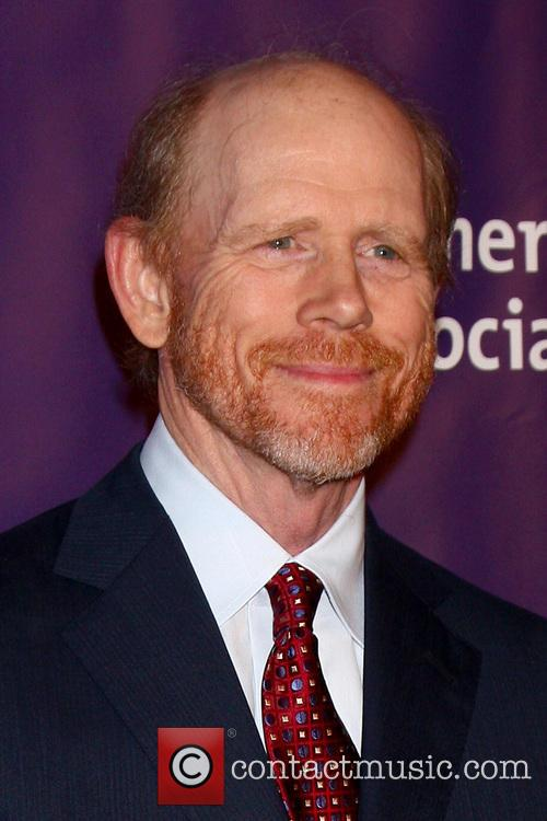 Ron Howard, Beverly Hilton Hotel