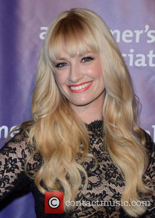 Beth Behrs, The Beverly Hilton Hotel, Beverly Hilton Hotel