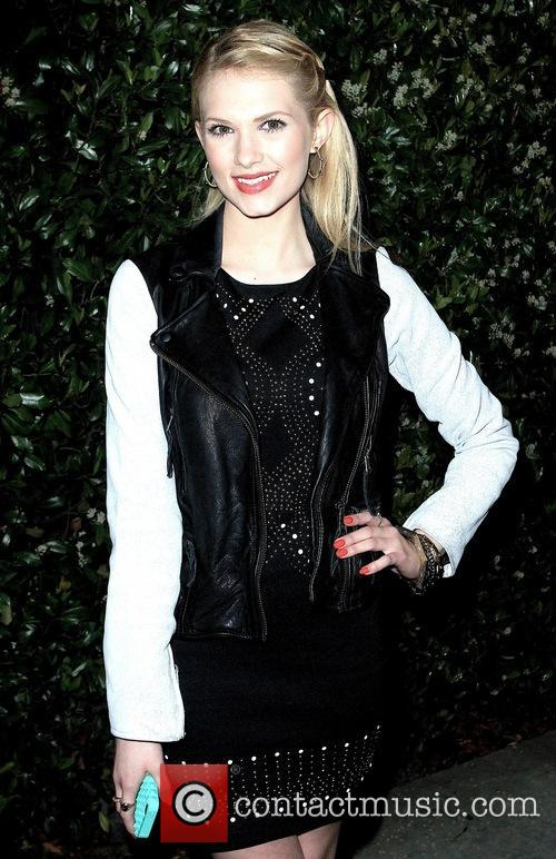 claudia lee celebrities spotted leaving the blackberry 3568514