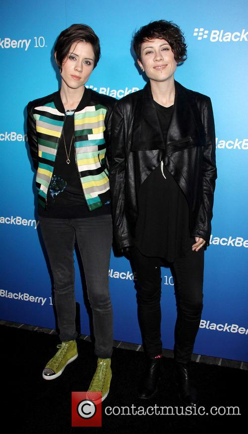 Sara Quin, Tegan Quin Of Tegan and Sara 3