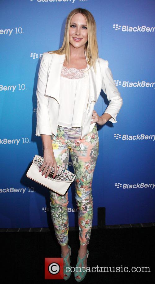 stephanie pratt blackberry launch 3568607