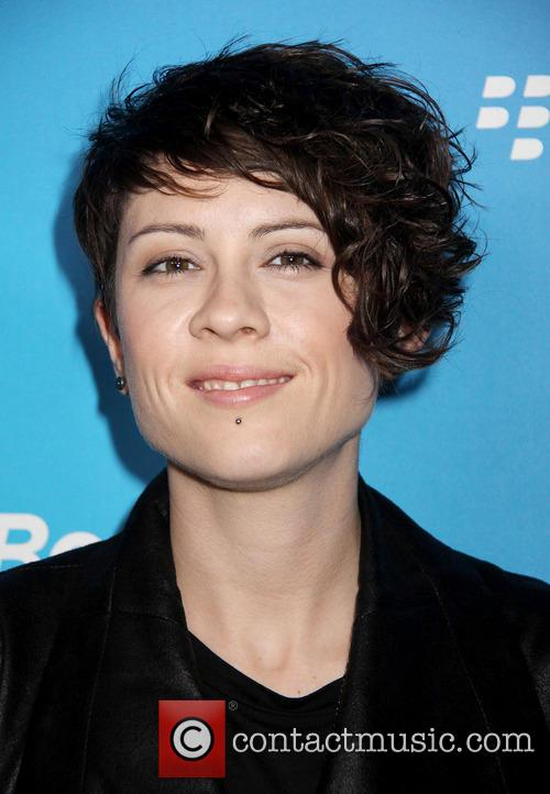 Tegan Quin Of Tegan and Sara 1