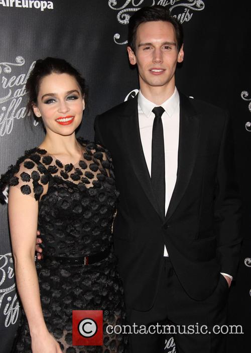 Emilia Clarke and Cory Michael Smith 3