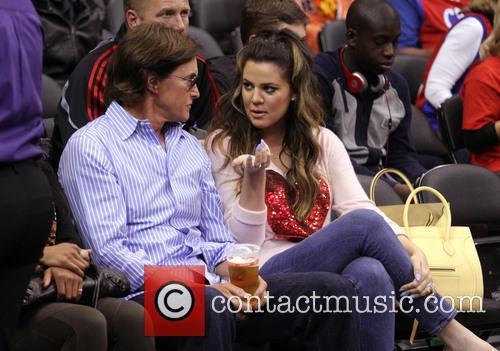 Bruce Jenner and Khloe Kardashian 3