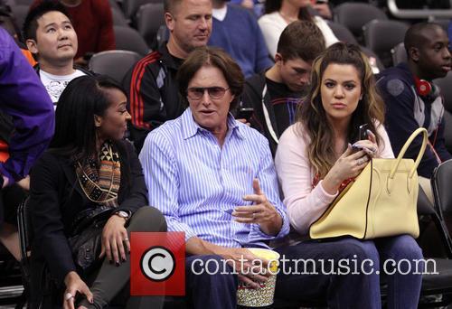 Malika Haqq, Bruce Jenner and Khloe Kardashian 3